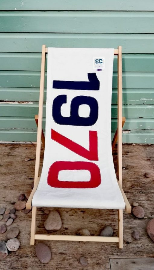1970 deckchair
